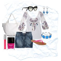 Summer Days, created by michelled2711 on Polyvore
