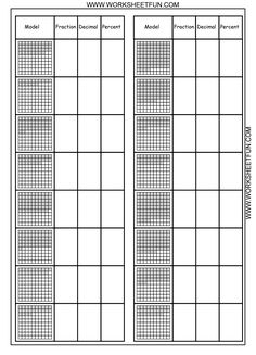 math worksheet : 1000 images about fraction worksheets on pinterest  fractions  : Fractions And Decimal Worksheets