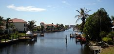 With more canals than Venice, Cape Coral, Florida is a waterfront paradise!