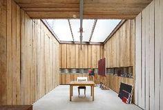 Van Gogh Atelier in Zundert by Oomen architects