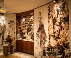 Sonntags-Brunch im Four Seasons Hotel Mailand #fourseasons #hotel #brunch #chicolateroom #chocolate