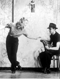 Swing Time: Ginger Rogers and Hermes Pan