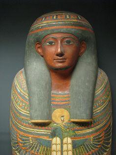 Coffin lid of Ameneminet