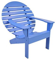 round back adirondack chairs - Google Search