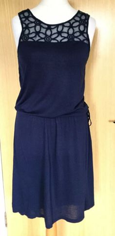 NEW  RRP £75 French Connection Navy Floral Bodycon Dress 39