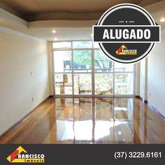 Apartamento no centro com 03 quartos alugado pela equipe Francisco Imóveis!
