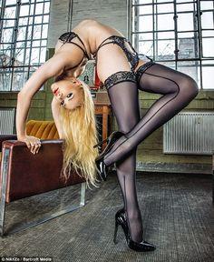Beauty Embodied in Flexibility