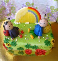 Birthday Decorations, Mousse, Fondant, Birthdays, Food And Drink, Kids, Erika, Birthday Cakes, Baby