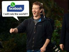 Impenetráveis: Facebook + Whatsapp = $$