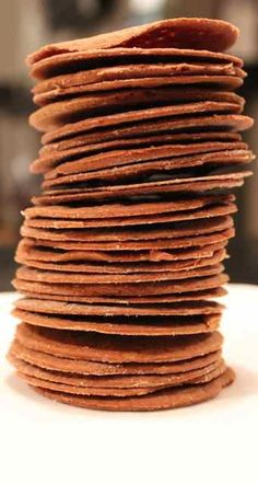 Paper thin Ginger Snaps (I am getting weak in the knees...)