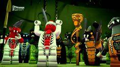 Lego Ninjago 13 česky Prima