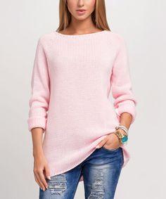 Another great find on #zulily! Rose Crewneck Sweater #zulilyfinds