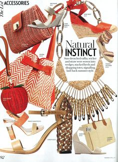Our Immunity espadrille is in the April 2013 issue of @FASHION Magazine! Click through to check out the shoe, coming soon: