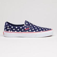 51111229f92f vans stars  amp  stripes Blue Vans