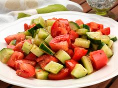 Cool Cucumber Recipes