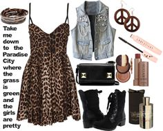 """Rock of ages VI"" by nazaretqp on Polyvore"