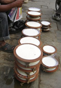 Taste of Nepal: Juju Dhau (The King Yogurt from Bhaktapur, Nepal)