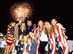 Taylor Swift: Happy 4th from us ❤️