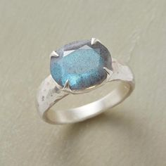 Spirit Rock Ring ~ Sundance Jewelry