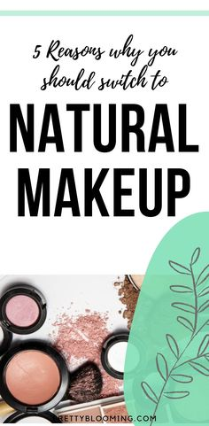 organic makeup Discover why you should switch your makeup and beauty routine to natural and organic alternatives. I did a research and I was blown away! Natural Organic Makeup, All Natural Skin Care, Natural Make Up, Organic Beauty, Organic Skin Care, Facial For Dry Skin, Facial Oil, Food For Glowing Skin, Non Toxic Makeup