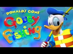 Mickey Mouse Clubhouse Donald's Gone Gooey Fishing Full Game Episodes