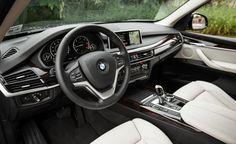 Next Gen 2017 BMW X5 SUV Interior White AScent