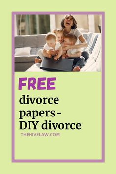 ULTIMATE Guide on the Uncontested Divorce Process (and how to do it for free) Easy Divorce, Cost Of Divorce, Grounds For Divorce, Free Divorce Papers, Divorce Forms, Divorce Court, Divorce Attorney, Divorce Lawyers, Divorce Settlement Agreement