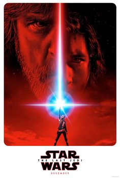Walt Disney Pictures and Lucasfilm debuted a new theatrical Star Wars: The Last Jedi poster for the highly-anticipated sequel, which opens on December 15.