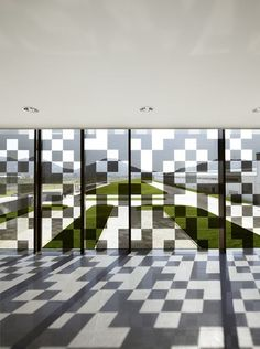 QR Code windows?  Taiwan Glass FPG - Foto©: Philipp Mainzer Office for Architecture and Design
