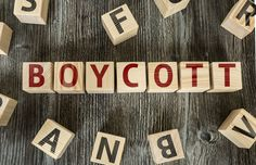 """Where did the word """"boycott"""" come from? It actually can be traced back to a specific event, and a person's name, from 1880."""