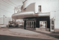Elmdale Theatre in Hintonburg - movies Because of You and Thunder on the Hills made in Capital Of Canada, Ottawa, Thunder, Ontario, Theatre, The Neighbourhood, Mansions, Palaces, History