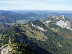 Wendelstein/upper bavaria - my home. It's easy to love this landscape, it's not so easy to love the people ;)