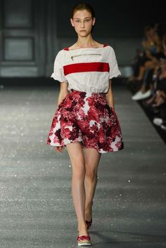 Moncler Gamme Rouge Lente/Zomer 2015 (23)  - Shows - Fashion