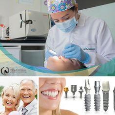 Te gustaría sonreír sin taparte la boca? Los implantes dentales, la solución más eficaz para recuperar tu sonrisa natural. Contáctenos y déjanos conocer tu caso - agenda tu cita: 6571629 - WhatsApp: 3008934528 http://ninacontrerascmf.com/location/
