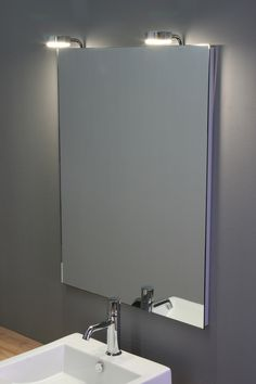 LED Spiegelleuchte Stick für Badspiegel
