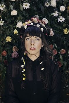 Alynda Lee Segarra might have the mellowest, kindest voice that's ever told us to rip up what we know and start again.