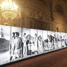 Karl Lagerfeld - 'visions of fashion' is a retrospective of the designers career in fashion photography, held at the Palazzo Pitti in Florence.  #daynestakeonflorence #karllagerfeld #fashionphotography #palazzopitti #florence #firenze photo courtesy of  @zambesistore #fashion #photography