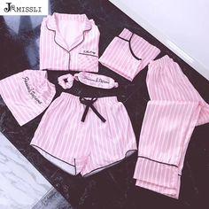 Sexy Lingerie, Jolie Lingerie, Lingerie Outfits, Women Lingerie, Lingerie Underwear, Lingerie Sleepwear, Silk Sleepwear, Loungewear, Satin Pyjama Set