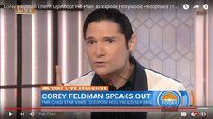 Corey Feldman was Interviewed by Matt Lauer and it is kinda great!