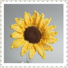 Inglese - Fiori all'Uncinetto - Crochet Flowers
