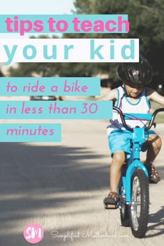How to teach your kid to ride a bike stressfree. Know what the best bikes are for toddlers as gifts. What age should kids get a balance bike? We love to ride bicycles as a family for fun. Our favorite tips for a stressfree bike lesson for your son or daughter. #bicycles #summer #giftideas #toddlers #howto #birthday #christmas