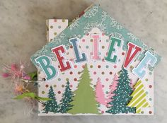 A personal favorite from my Etsy shop https://www.etsy.com/listing/500030766/christmas-album-christmas-scrapbook
