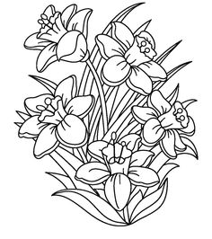 Coloring Pages for Adults Nature . 30 Coloring Pages for Adults Nature . Lovely Printable Coloring Pages Nature Coloring Pages Nature, Free Adult Coloring Pages, Coloring Book Art, Flower Coloring Pages, Free Printable Coloring Pages, Mandala Coloring, Coloring Sheets, Daffodil Color, Blue Lotus Flower
