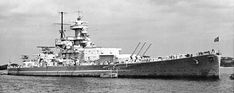Asisbiz photos of OPERATION-DONNERKEIL Kriegsmarine,battleship,KMS Gneisenau,Sea,trials,02
