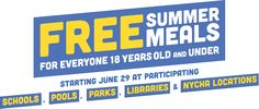 NYC Summer Meals Program