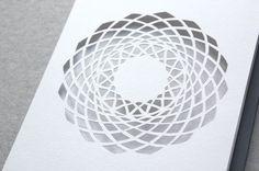 Hand-cut card by mrYen $10
