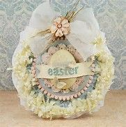 Image result for  shabby chic easter