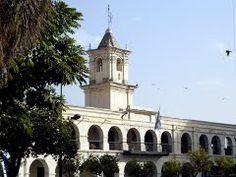 Panoramio - Photo of Cabildo histórico de Salta desde la plaza 9 de Julio