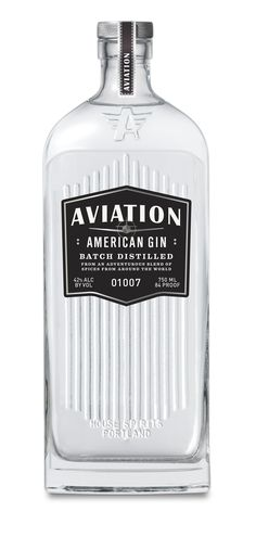 Aviation Gin | Distilled in Portland
