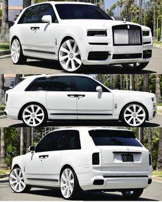 Rolls Royce Suv, Rolls Royce Black, Top Luxury Cars, Luxury Suv, Vintage Rolls Royce, Rolls Royce Cullinan, Classic Cars British, Fast Sports Cars, Bugatti Cars